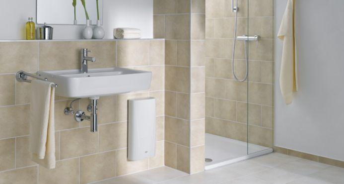 Clage DBX Durchlauferhitzer für die Dusche