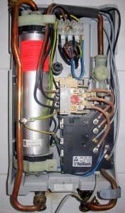 Elektronischer Durchlauferhitzer
