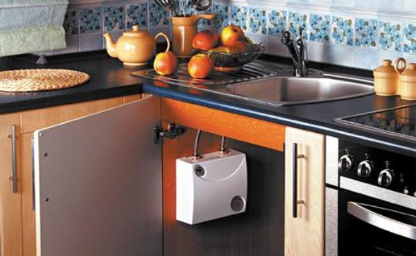 Küche Durchlauferhitzer